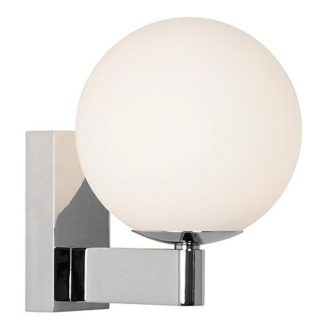 Astro sagara bathroom wall light bathroom wall lights lighting buy astro sagara bathroom wall light online at johnlewis aloadofball Choice Image