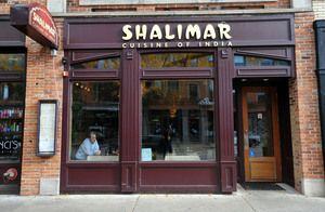 Shalimar 307 S Main St Ann Arbor Mi 48104 734