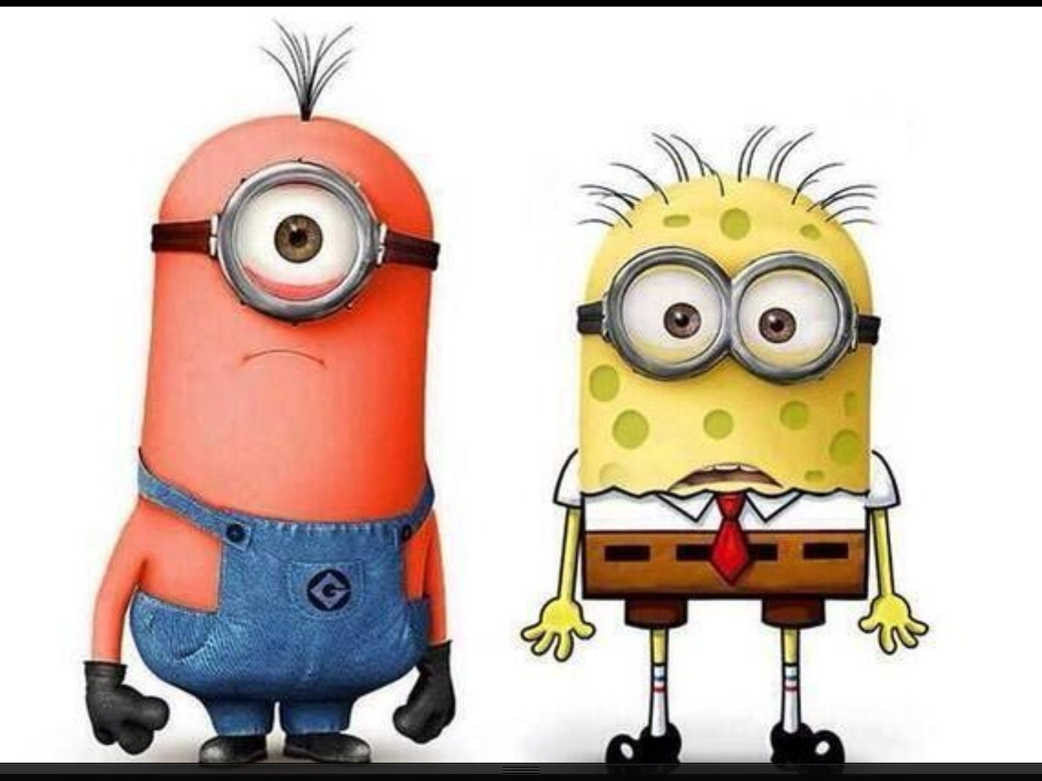minions make me smile laugh and giggle you can never be in a