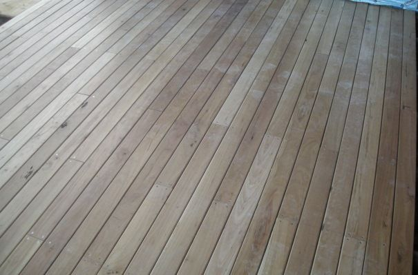 Solid Timber Decking In Melbourne From Market Timbers Australia Timber Deck Timber Deck