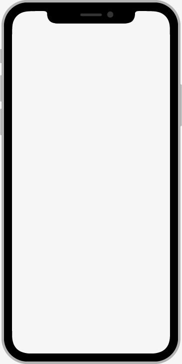 Iphonex Mockup Mobile Design Patterns Mobile Design Phone Template