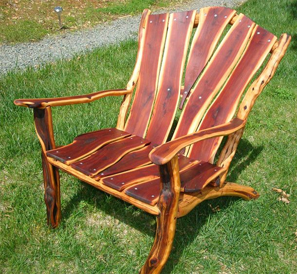 Bacon Like Armchair Adirondack Chair Manzanita Adirondack