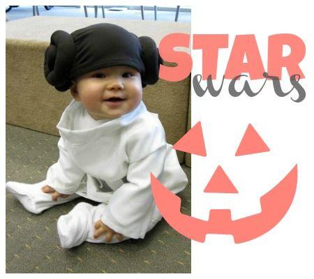 7220ba875 Adorable & Last Minute (Easy) DIY Halloween Costumes For Baby | Disney Baby