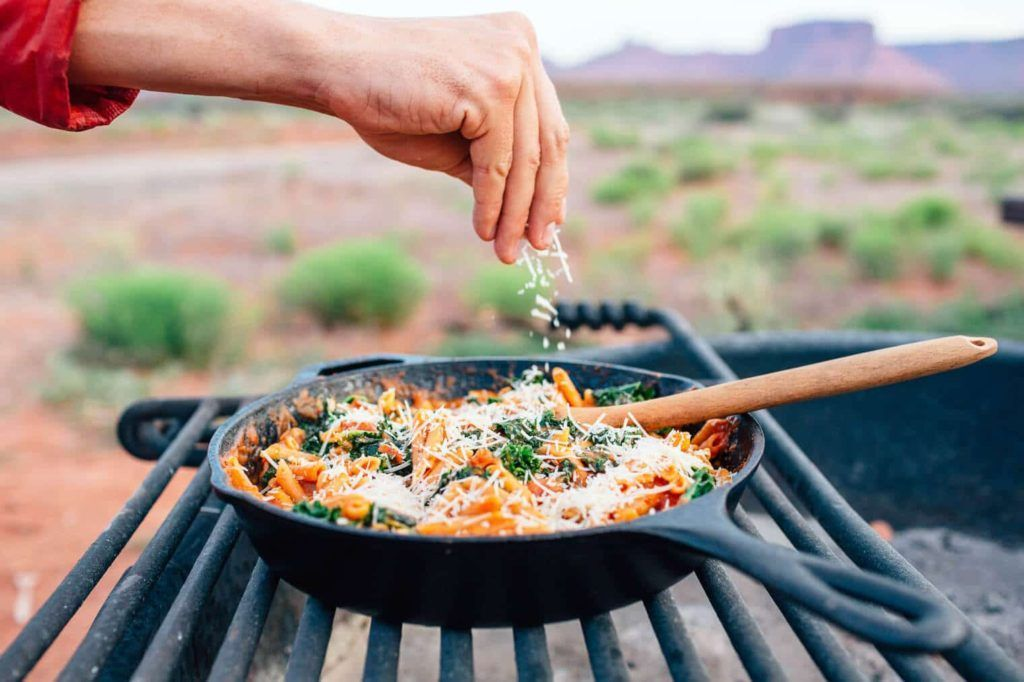 30 best camping recipes that are actually genius easy