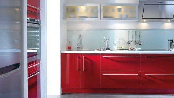 Contemporary Kitchen Collection From Conforama What Is Backsplash Made Of