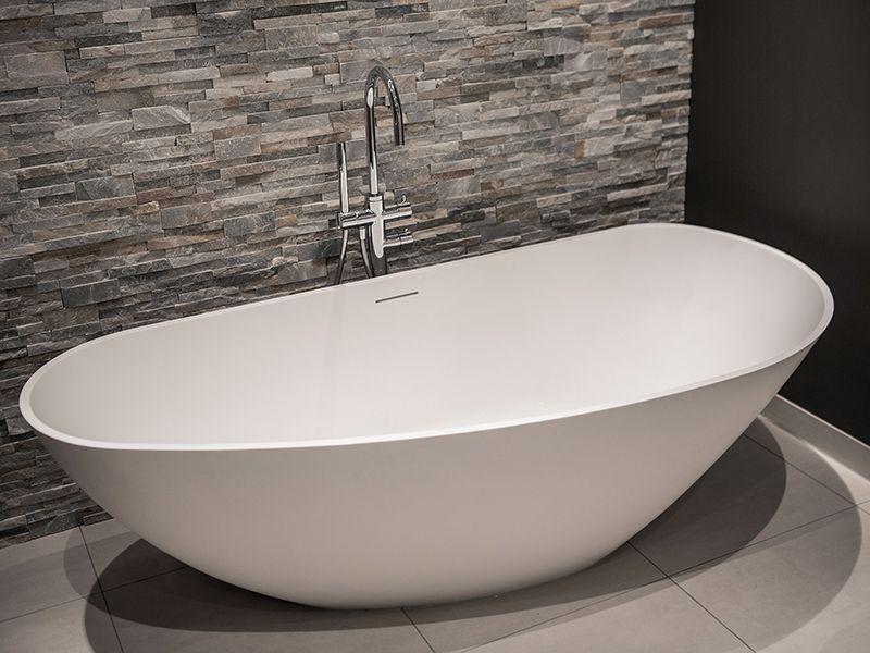 Vrijstaand bad met vrijstaande badkraan alkmaar badkamer pinterest