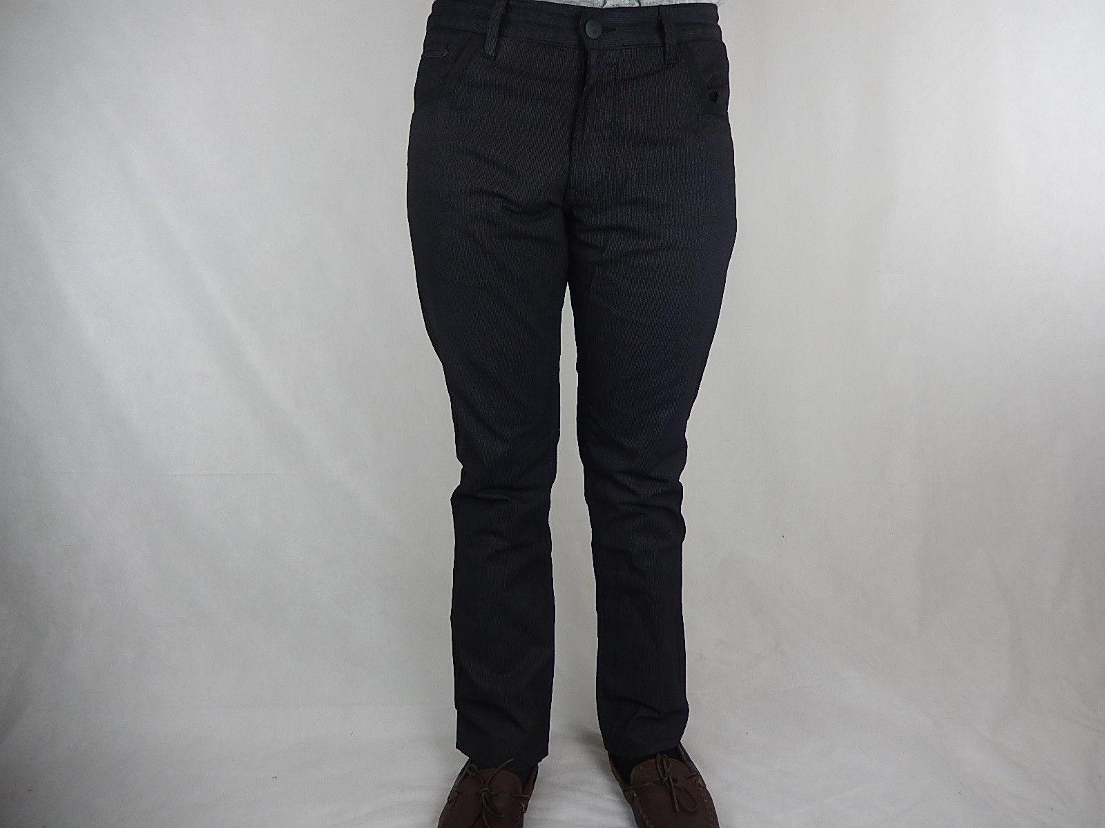 Lanzo Black Stich Pants