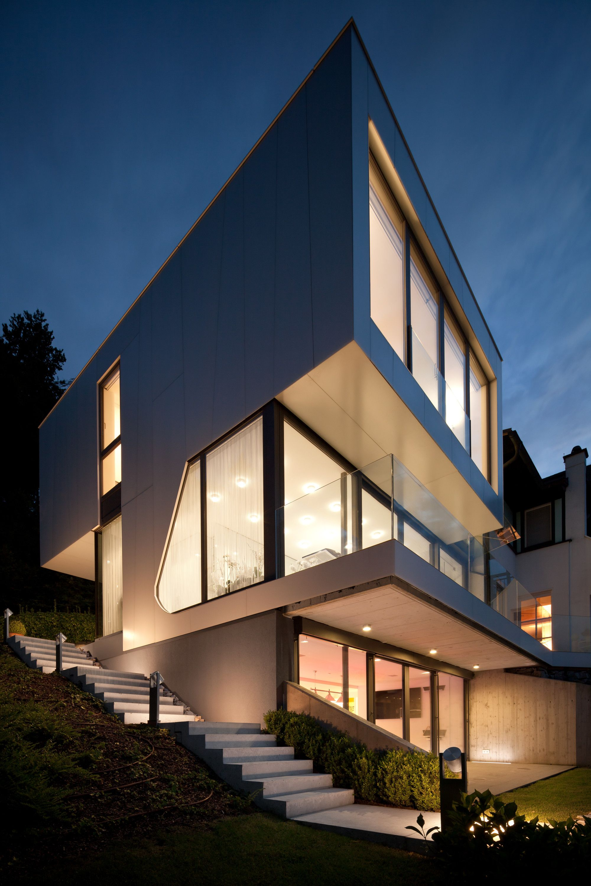 Gallery of Haus Am See / Spado Architects - 16 | Haus, Staircases ...