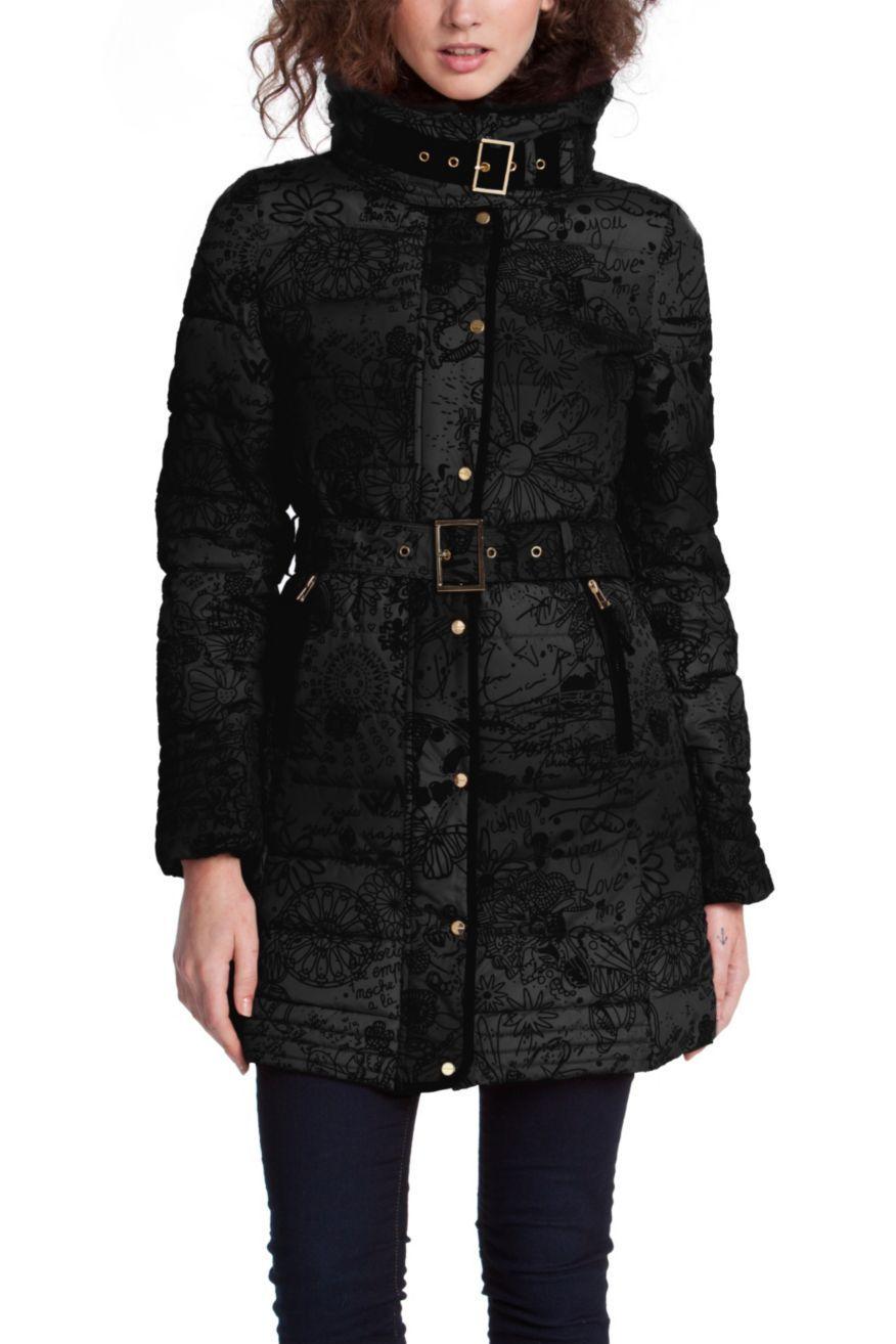 Manteau femme Desigual, craquez sur le Desigual Roxana prix promo Desigual  199.00 € TTC e7d9176164c