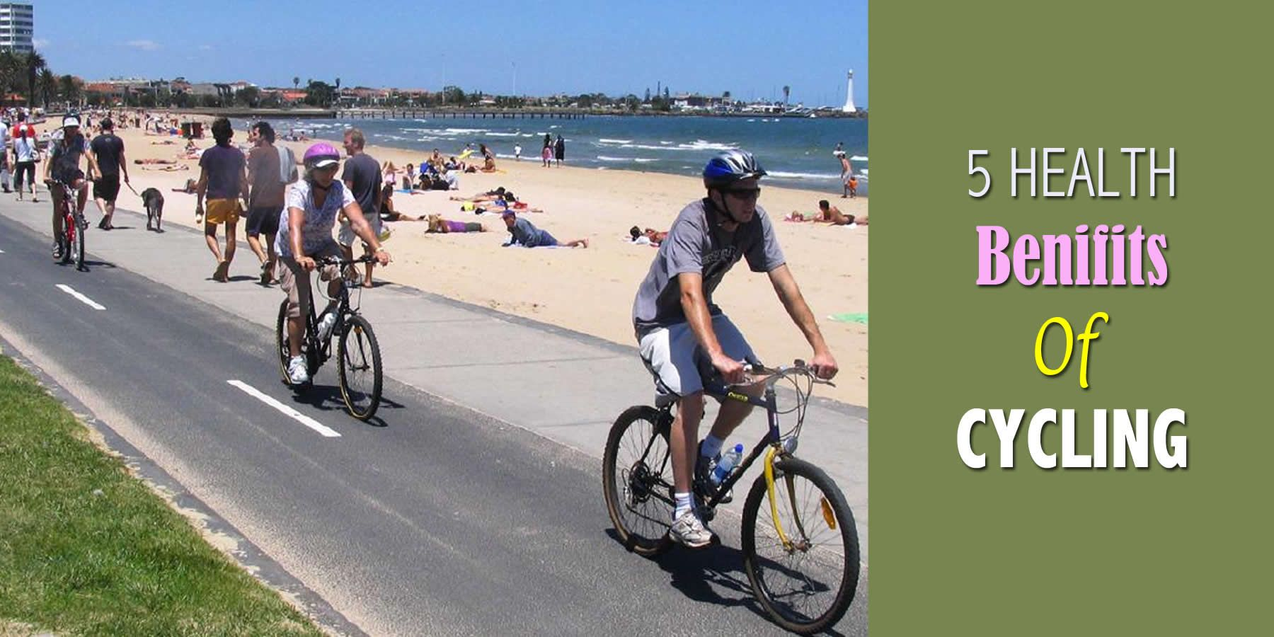 There are many benefits of cycling. We have described 5 benefits of cycling.