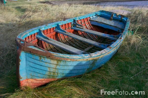 Old boats photography old rowing boat holy island for Fishing row boats