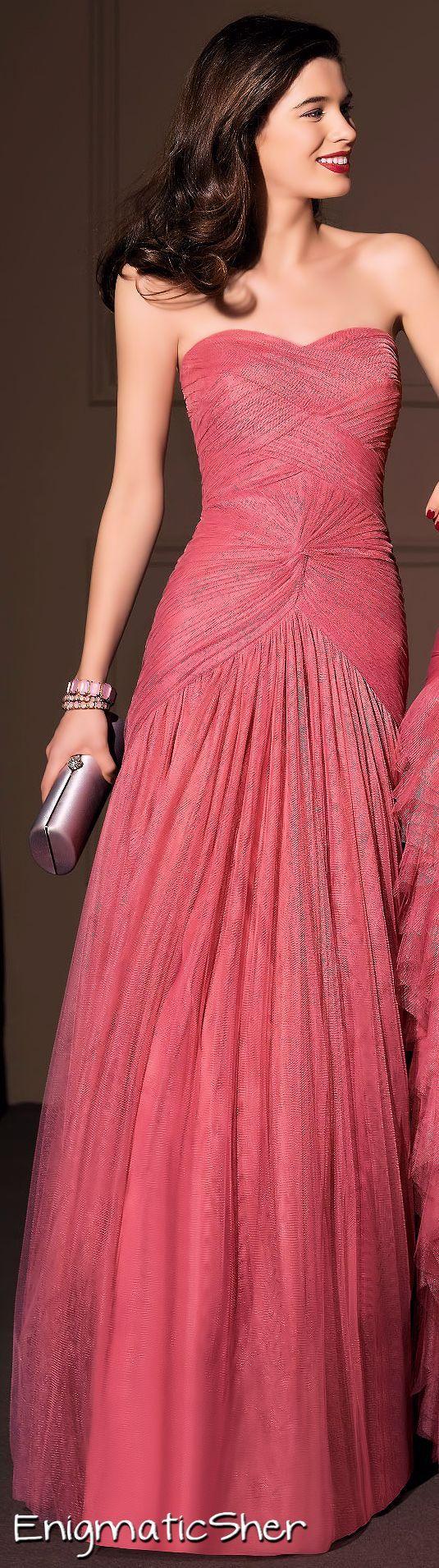 Pin de amiri en vestidos | Pinterest | Vestidos de noche, Noche y ...