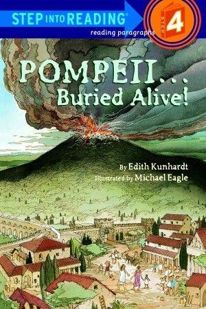 Pompeii Buried Alive By Edith Kunhardt 9780394888668