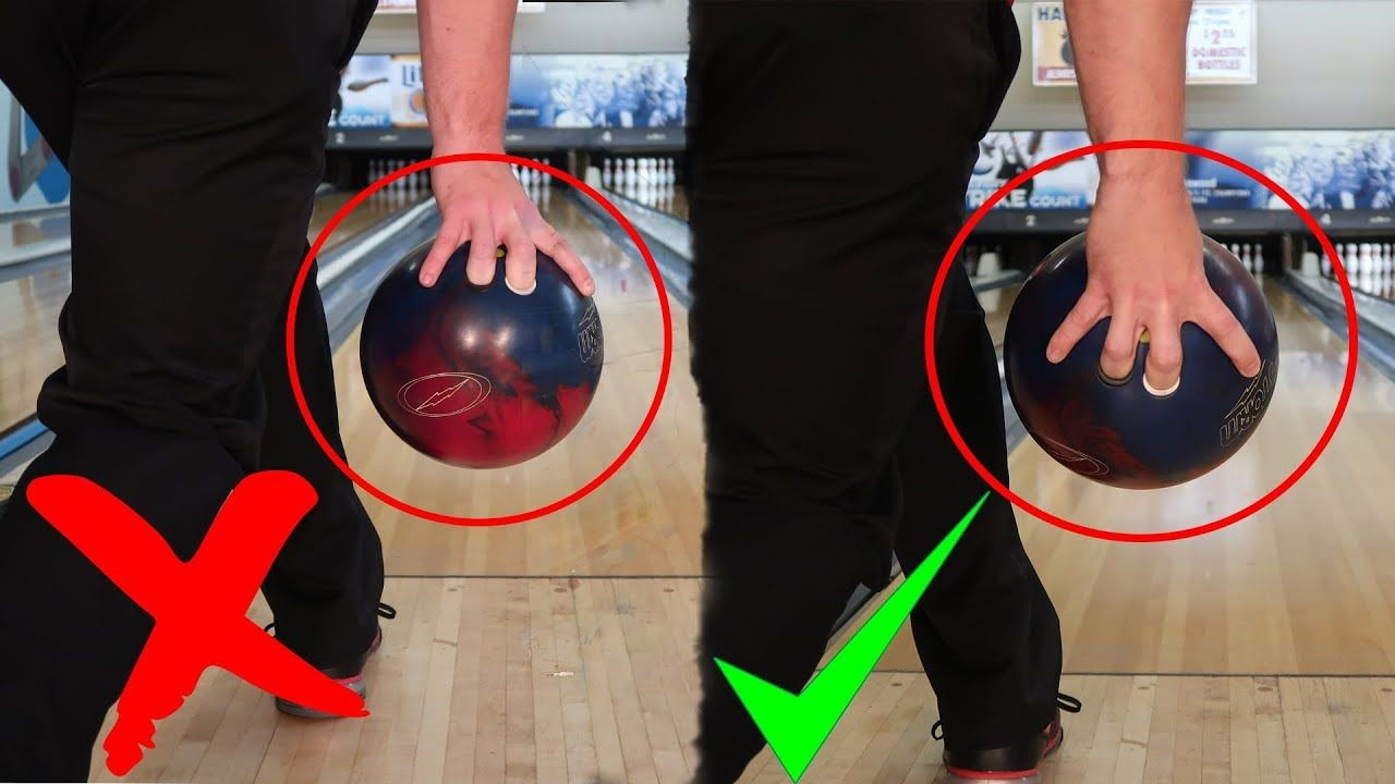 How To Hook A Bowling Ball Bowling Ball Bowling Bowling Tips