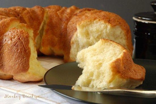 Bread Machine Monkey Bread