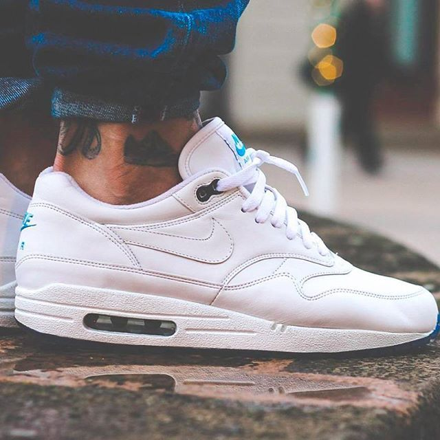 16e9abf1500 Nike Air Max 1 Foot Locker Exclusive  Columbia   Nike  AirMax  AirMax1  AM1   ColumbiaWhite  Running  Footlocker