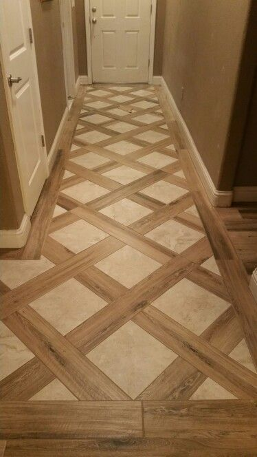 Daltile Sd14 6x36 Ev98 12x12 House Flooring Wood Tile Flooring