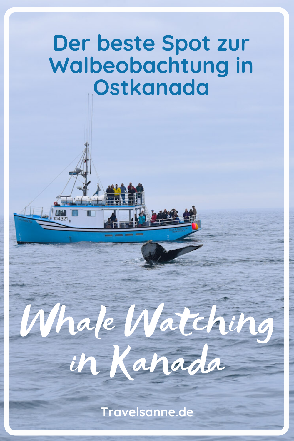Whale Watching in Canada: Whale watching in Canada with children -  Our most breathtaking nature experience was watching whales with our children in Canada. We show yo - #canada #children #FamilyTravel #Mexico #RomanticTravel #watching #whale #WildlifeViewing