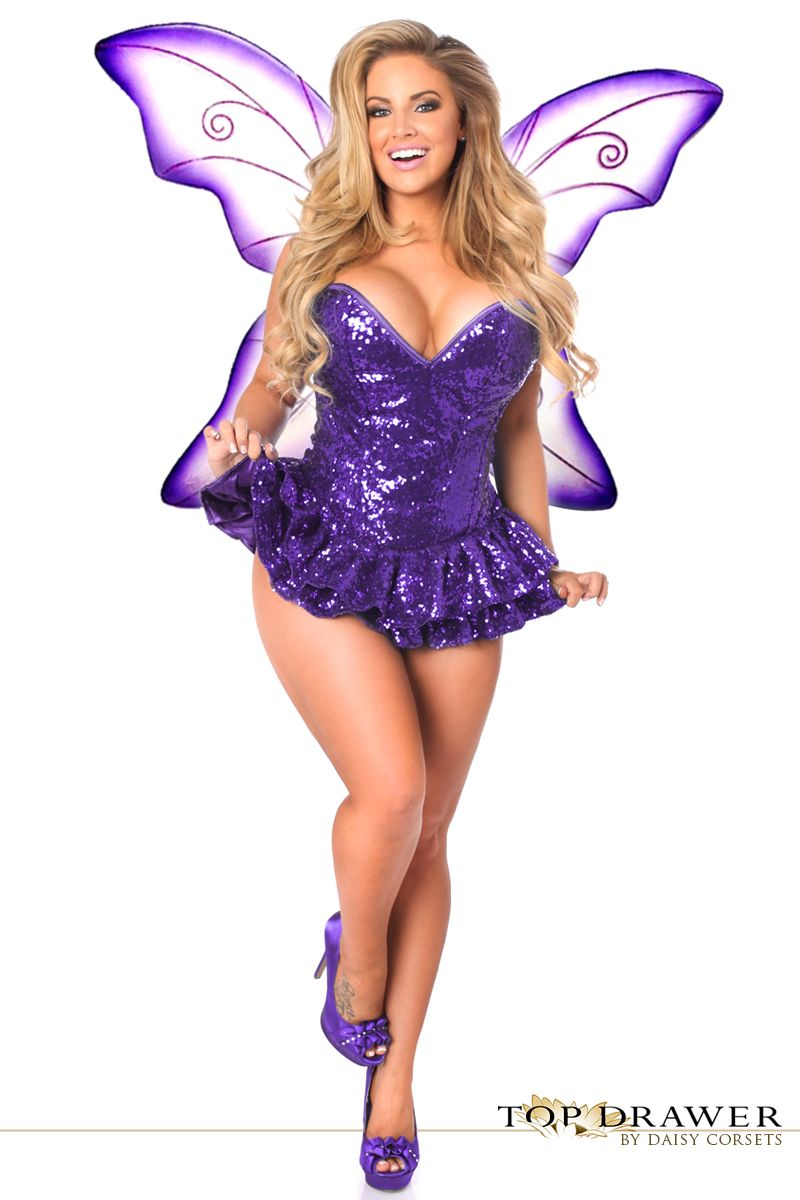 Milf fairy costume pattern are