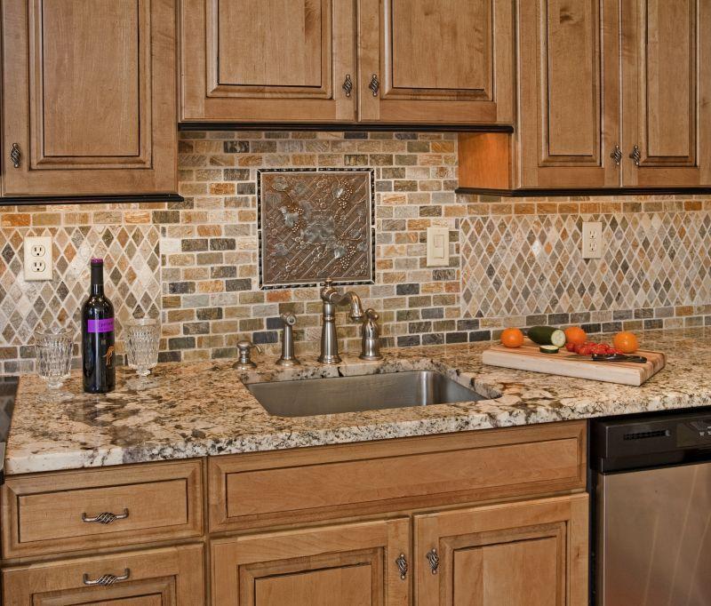 Kitchen Makeover Bristol: Kitchen Cabinet Restoration: Hardwood Sugar Maple With A
