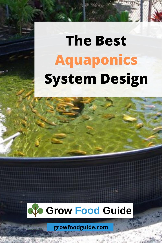 Aquaponics System Design, Aquaponics DIY Grow Food Guide