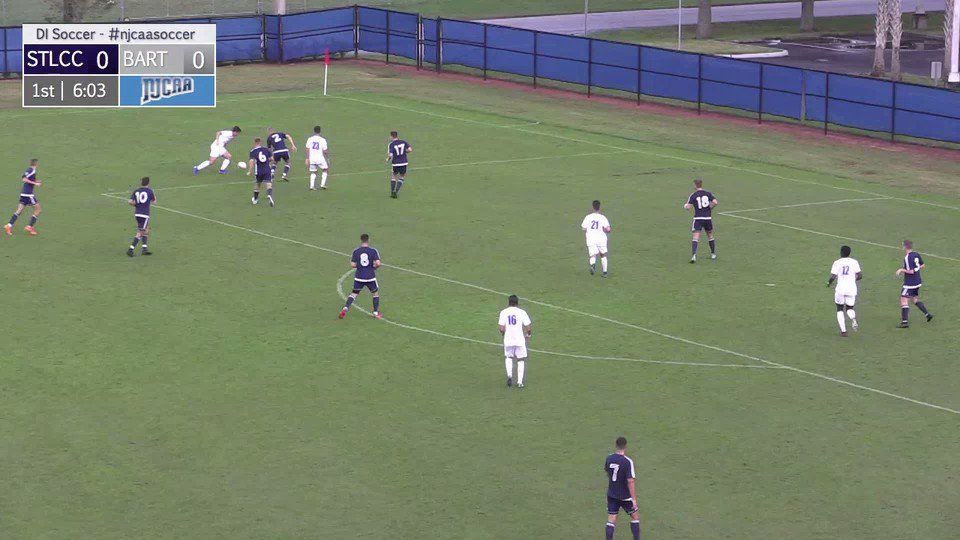 Njcaa tv on twitter 3 barton knows to never give up on