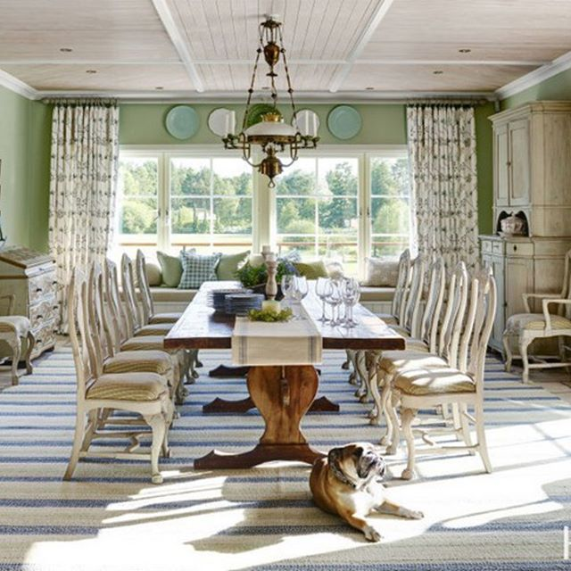 House And Home Dining Rooms charming dining room designs for your future home || get relaxed