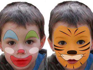 Bildergebnis für schminken kinder