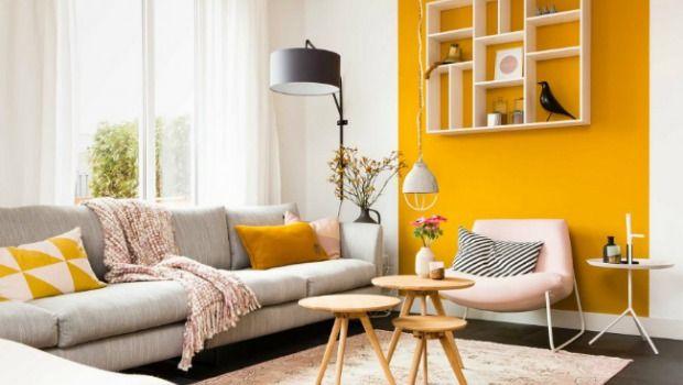 Woonkamer inspiratie: kleuren in de woonkamer | Huisdecoratie ...