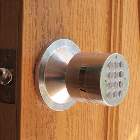 Professional Electronic Code Locks Home Office Safety