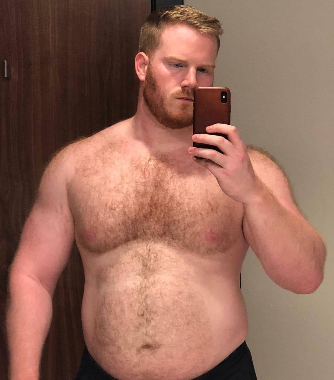 Amusing amateur chubby men You are