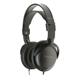 The ATHM10's are a good choice for someone who likes very comfortable and light weight headphones. Audio Technica designed them to be easily adjustable and of course they have that crystal clear Audio Technica sound.