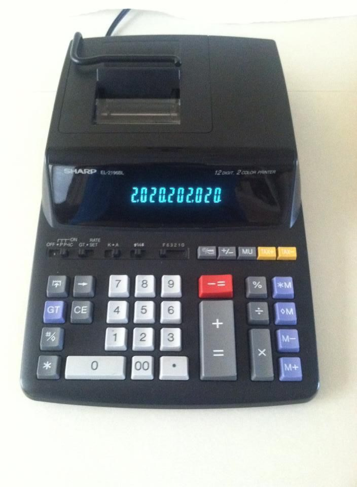 sharp el 2196bl calculator manual open source user manual u2022 rh dramatic varieties com Calculator Sharp EL 2196Bl Ribbon sharp calculator el-2196bl manual