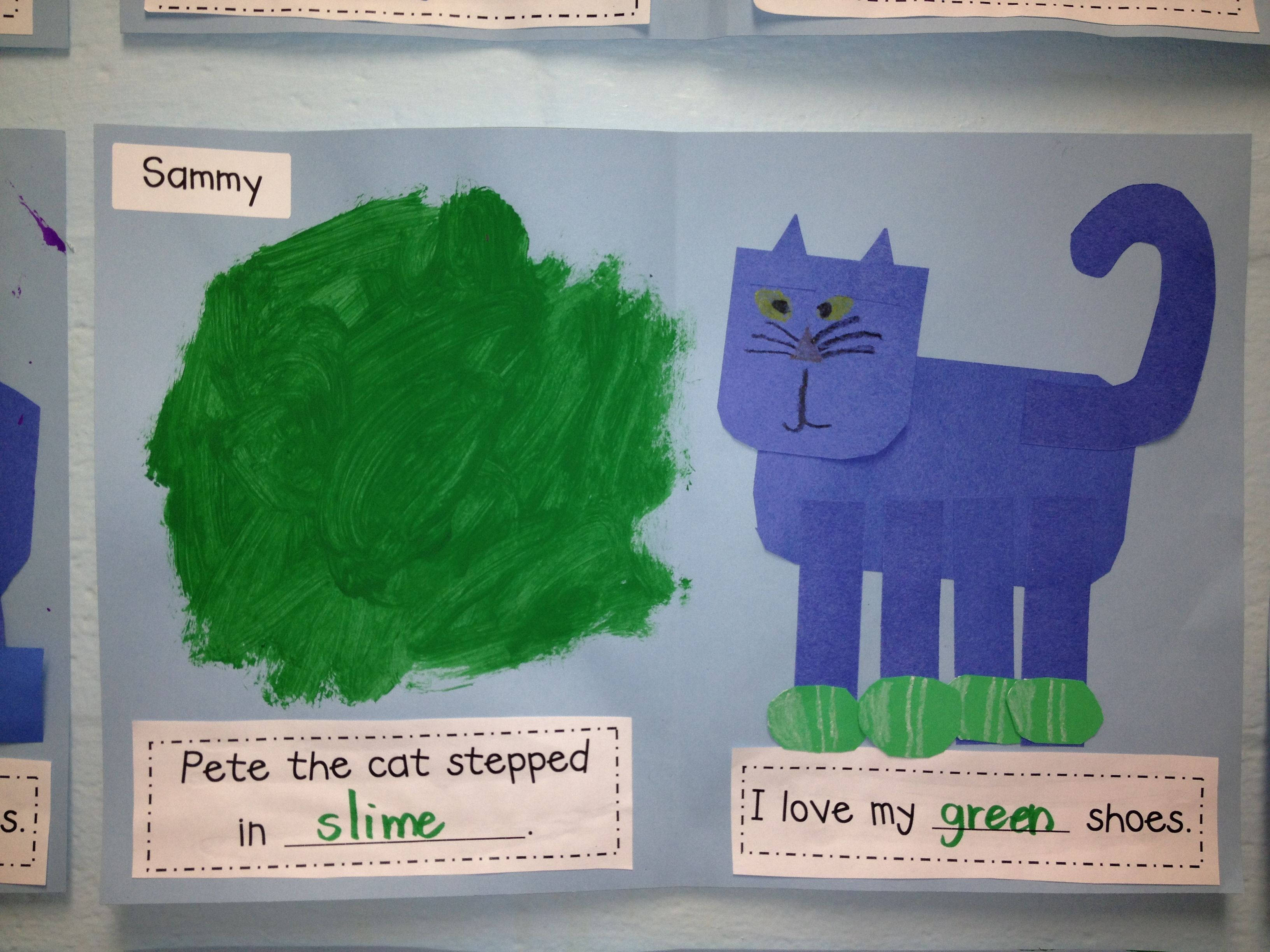 Pete The Cat Cause And Effect Thinking Maps Sort Of
