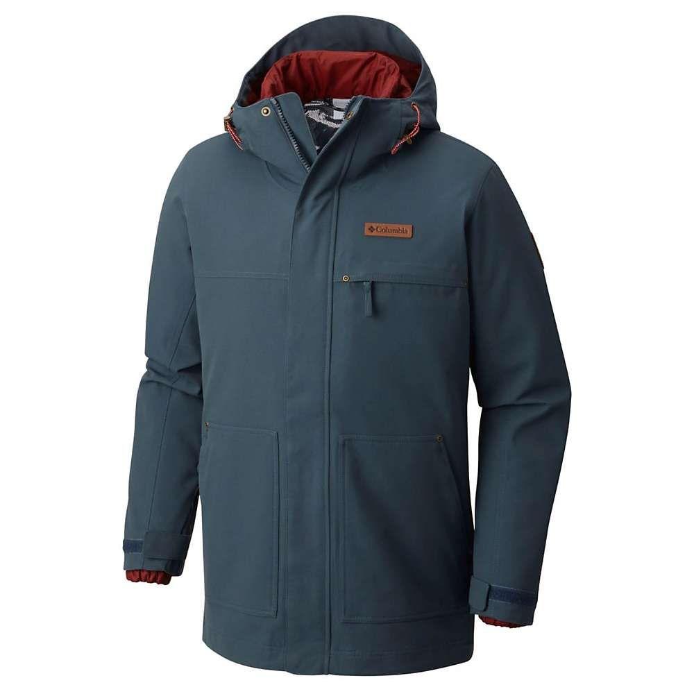 Columbia Men's Catacomb Crest Interchange Jacket - XL ...