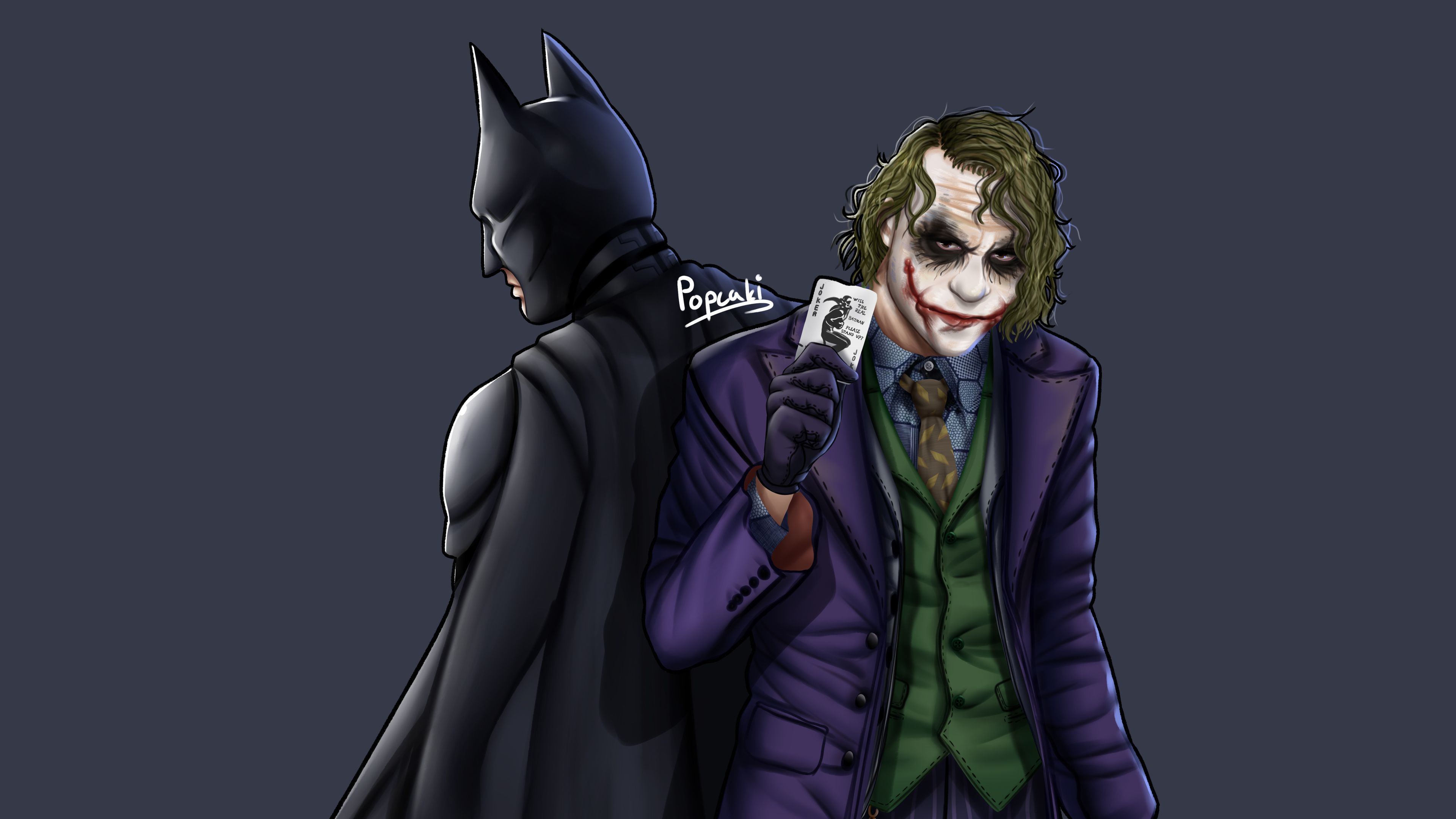 Joker Batman Art 4k Superheroes Wallpapers Joker Wallpapers Hd Wallpapers Digital Art Wallpapers Batman Wallpa Batman Wallpaper Joker Wallpapers Batman Art Batman joker joker wallpaper 4k for