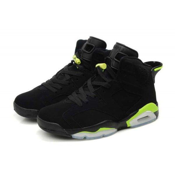 Yellow   Nike air jordan 6