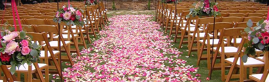 instead of the erm... blah red carpet, can i get a wedding aisle ...