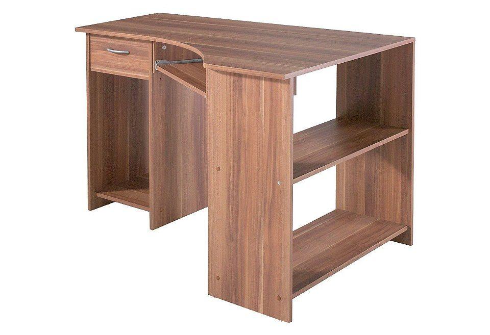 FMD Eckschreibtisch »Felix«: Tische / Büromöbel / Arbeitszimmer ...