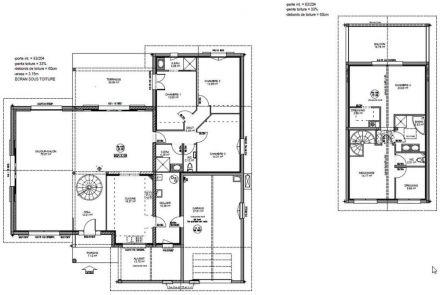 Plans de maisons | IGC Construction | Plan maison, Plan maison contemporaine, Plan de maison bastide