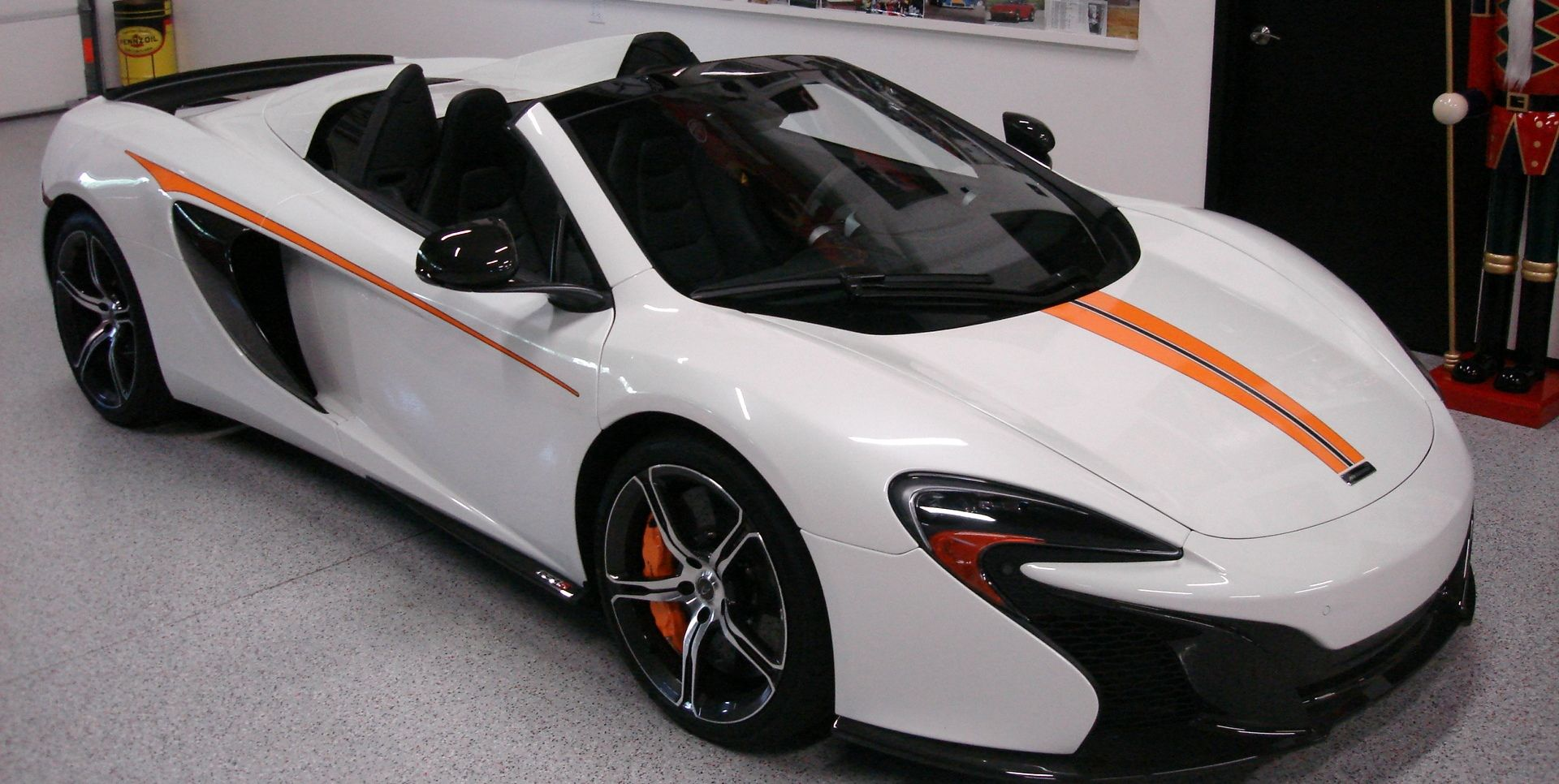 2015 mclaren 650s spider review and price - the supercar options are