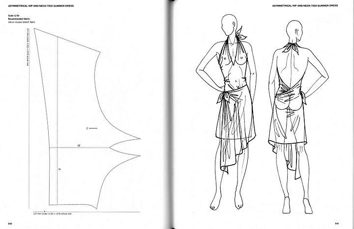 vestido 3   Costura/patrones   Pinterest