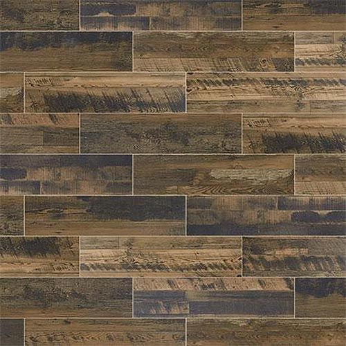 Preservation 6 X 36 Aged Walnut Floor Tile