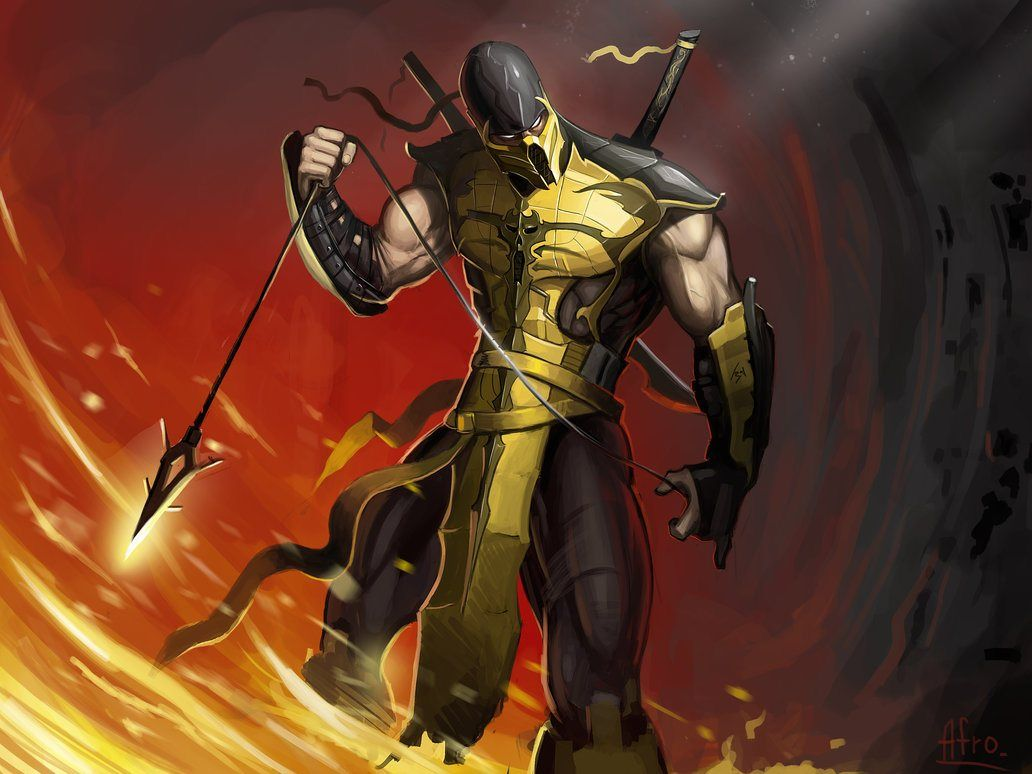 "Mortal Kombat 9 this is the best game ever. Mortal Kombat""game, can"