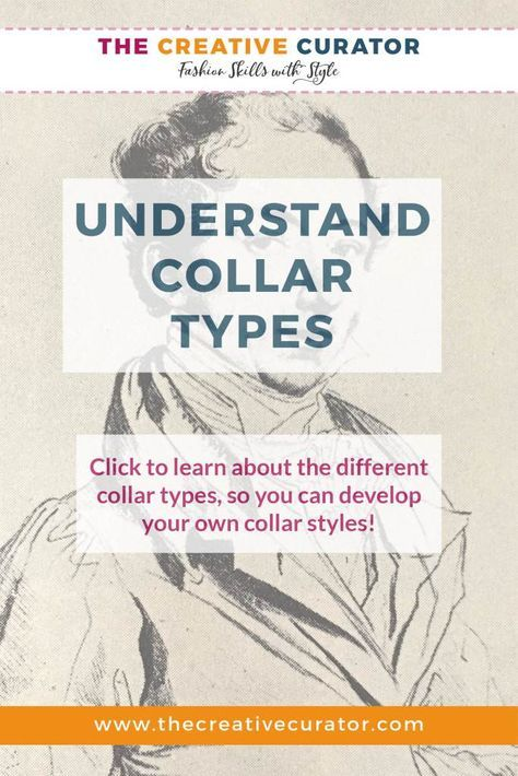 Understanding Collar Types - click to learn more!   Sewing collars ...