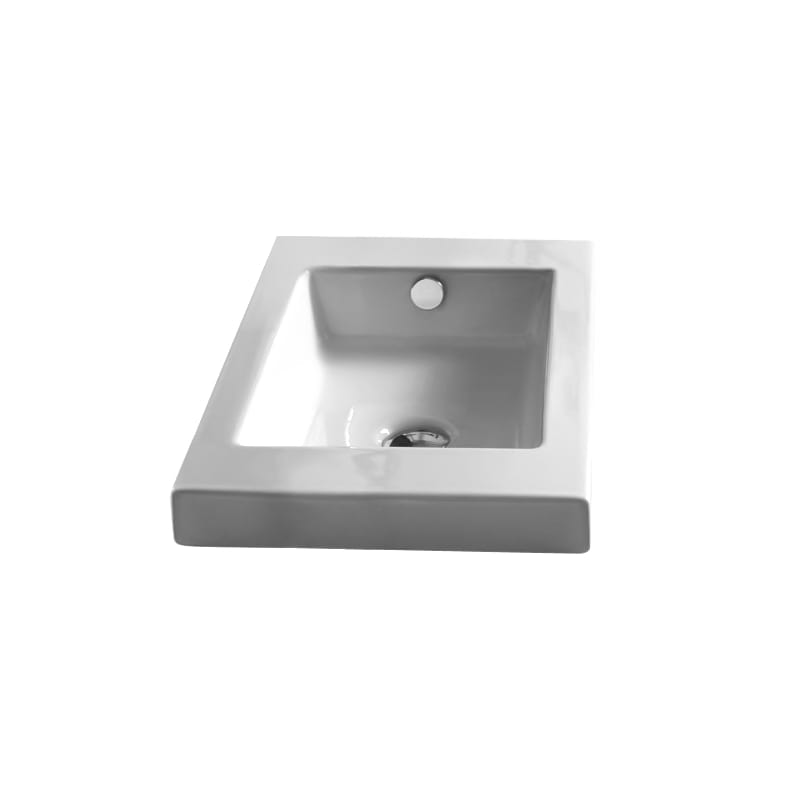 Nameeks 3503011 Drop In Bathroom Sinks Lavatory Sink Sink