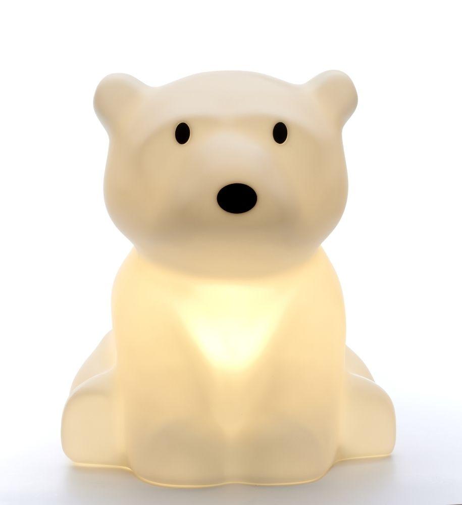 NANUK POLAR BEAR LIGHT | Nursery lamp, Bear nursery