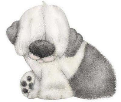Dibujos de perros para imprimir  figuras para imprimir