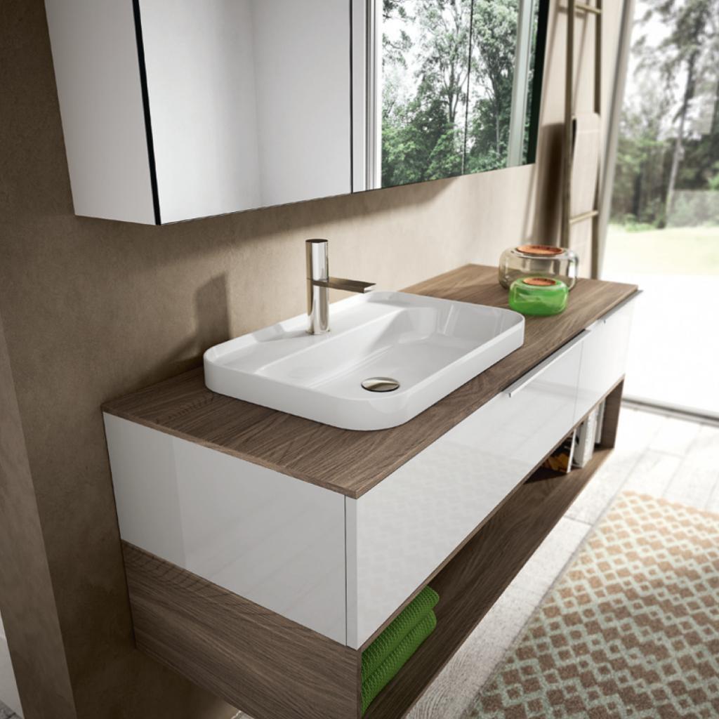 My Time: mobili per bagno moderno e contemporaneo | Bagno | Bathroom ...