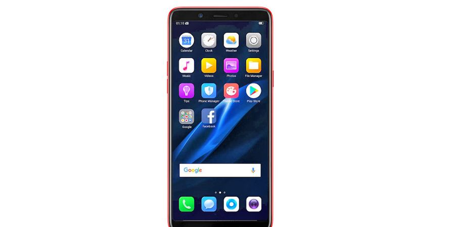 Oppo F7 Youth smartphone sports 6 00inch FHD+ LTPS IPS TFT display